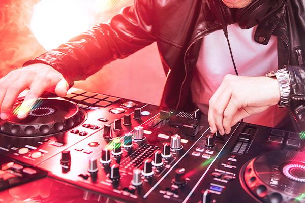 NRJ Talent special DJ