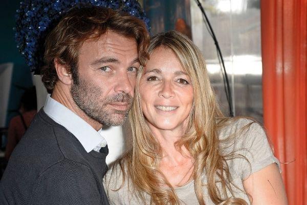 Hélène Rolles et Patrick Puydebat