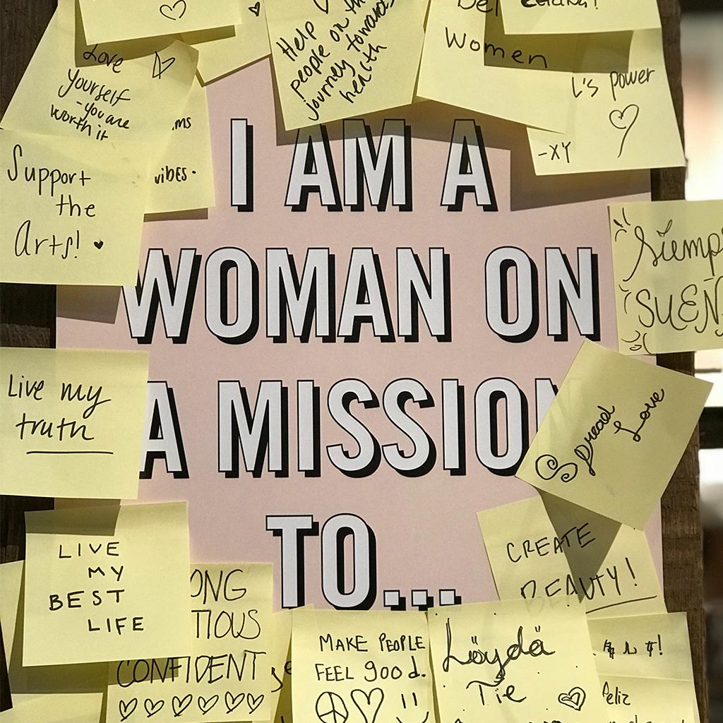Citation Woman Power