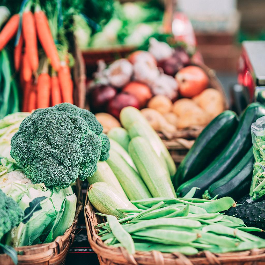 Légumes en vrac