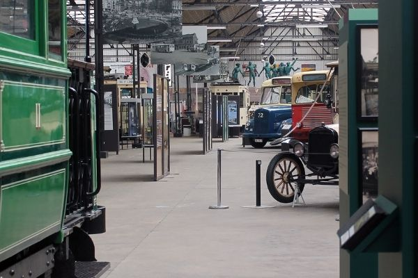 Musée transport vignette