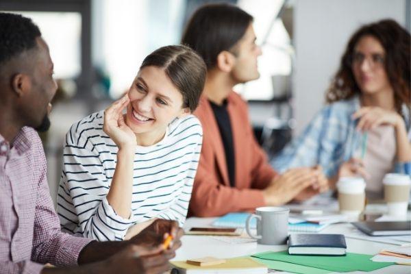 Jeunes entreprise corporate regeneration