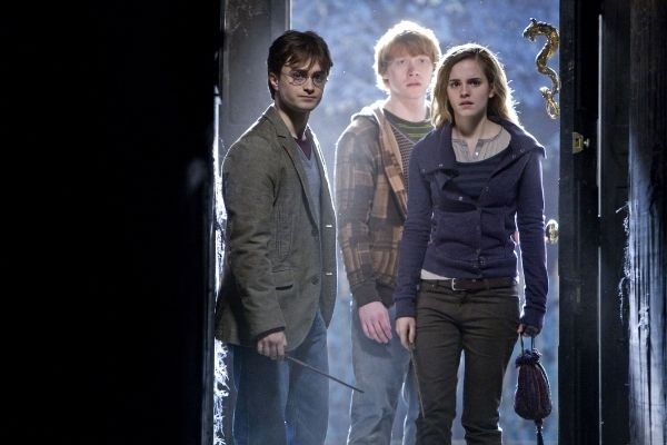 Harry Potter reliques de la mort