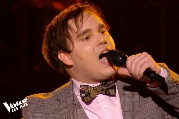 Jim Bauer The Voice