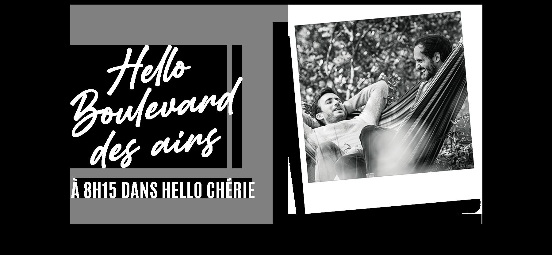 """Header """"Hello Boulevard des airs"""" - 2"""