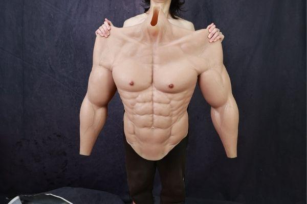Faux muscle