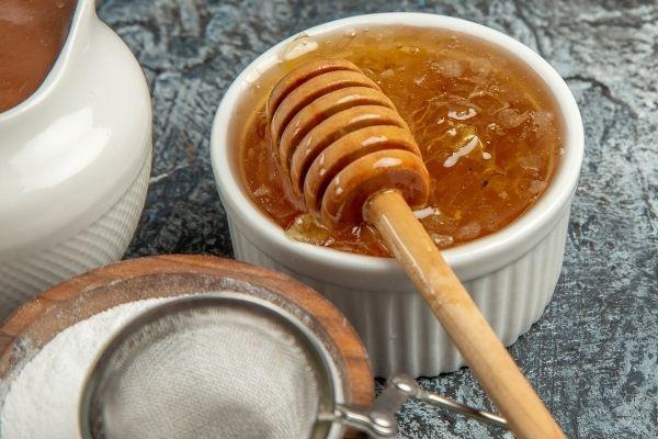 Sucre et miel