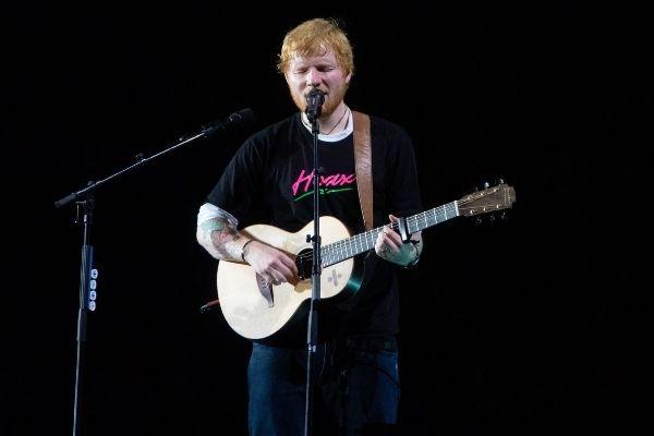Ed Sheeran retour