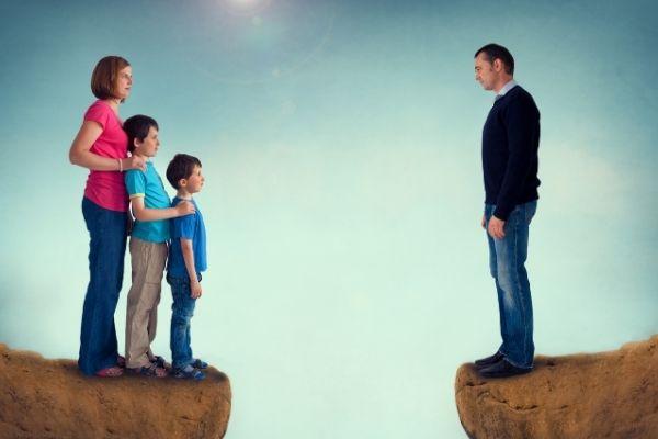 parent séparé