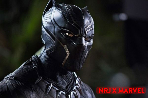 marvel black panther vignette brandé