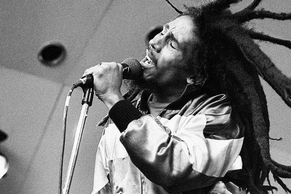 story nostalgie Bob Marley