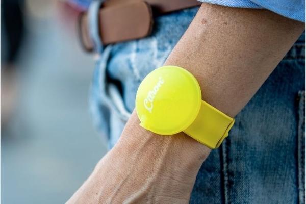 Le bracelet Citron