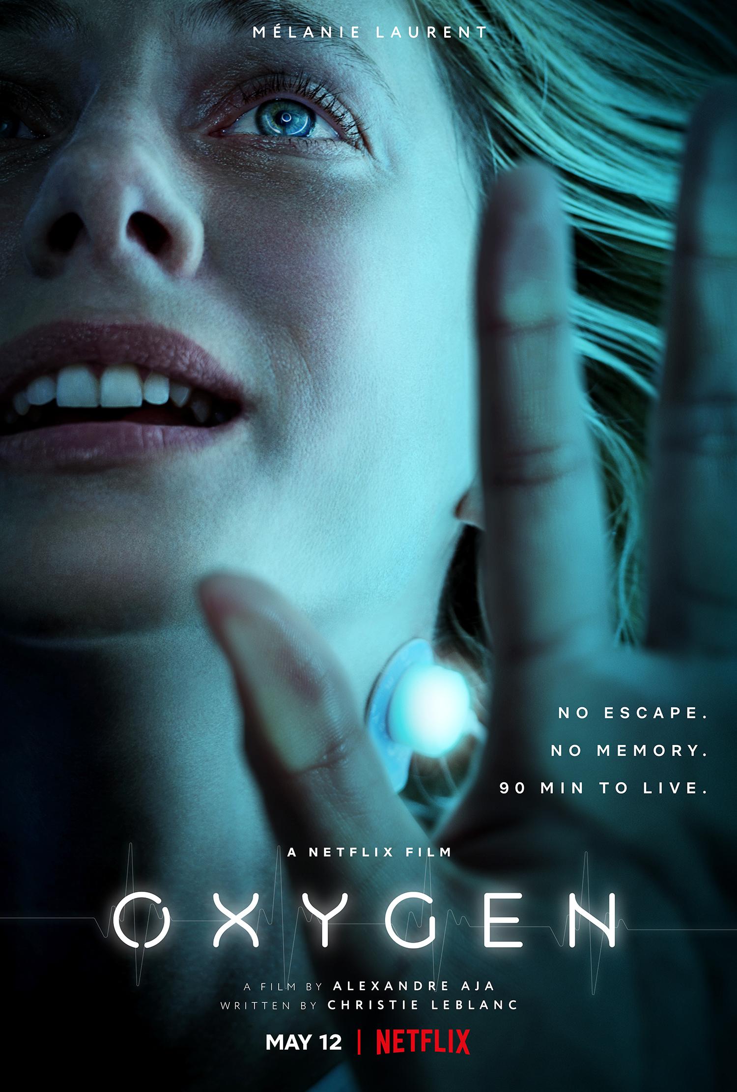 Oxygène sur Netflix