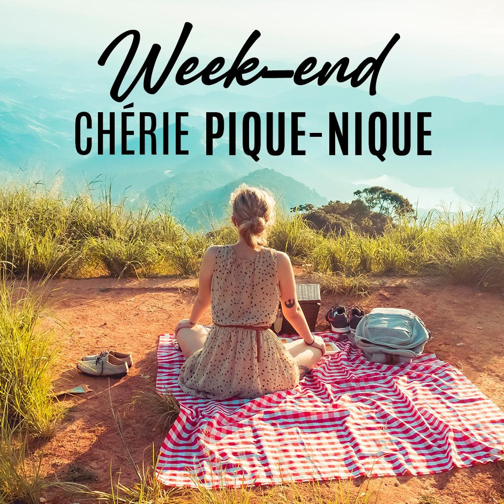 Chérie Pique-Nique (action antenne)