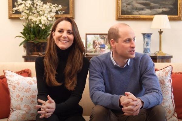 William et Kate