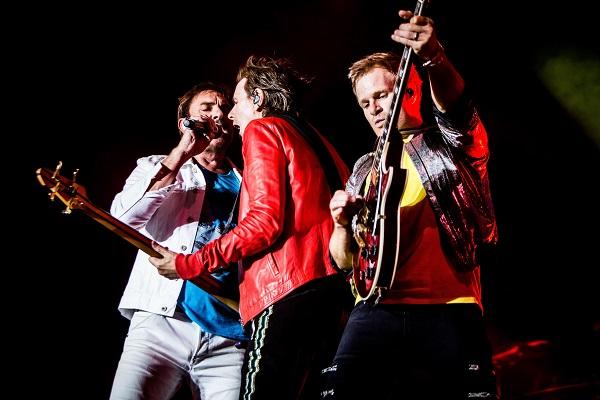 Duran Duran sur scène en concert