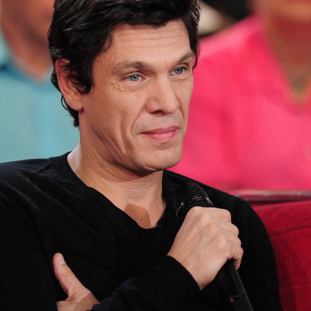 Marc Lavoine jeune (Chérie)