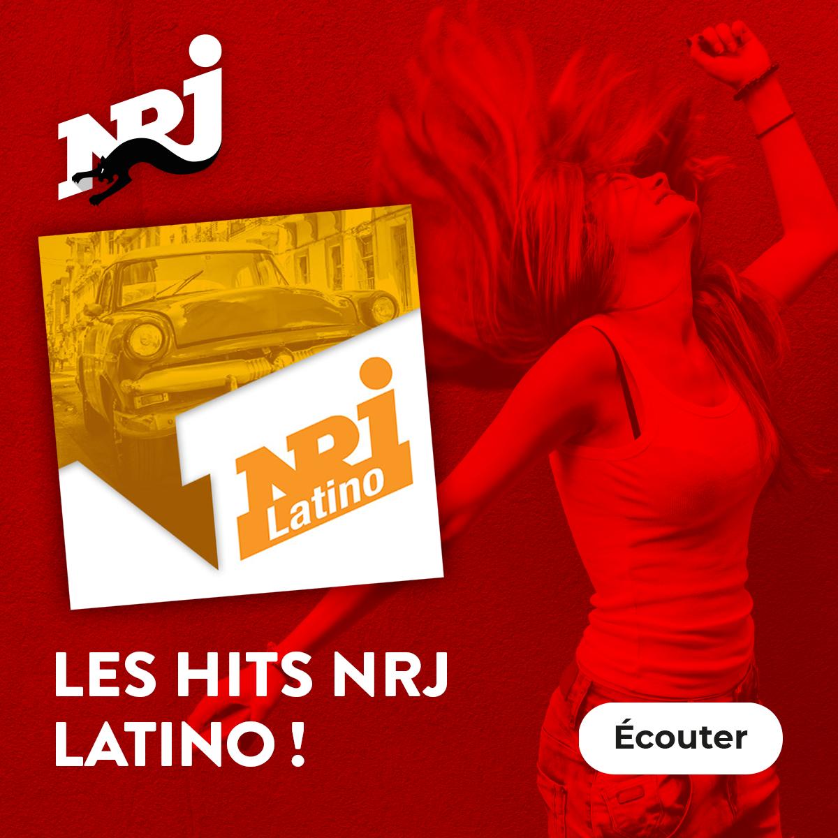 NRJ hits latino cta format carré