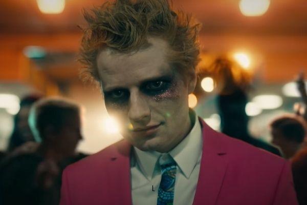 Ed Sheeran ? Non, Wesley Byrne, son sosie