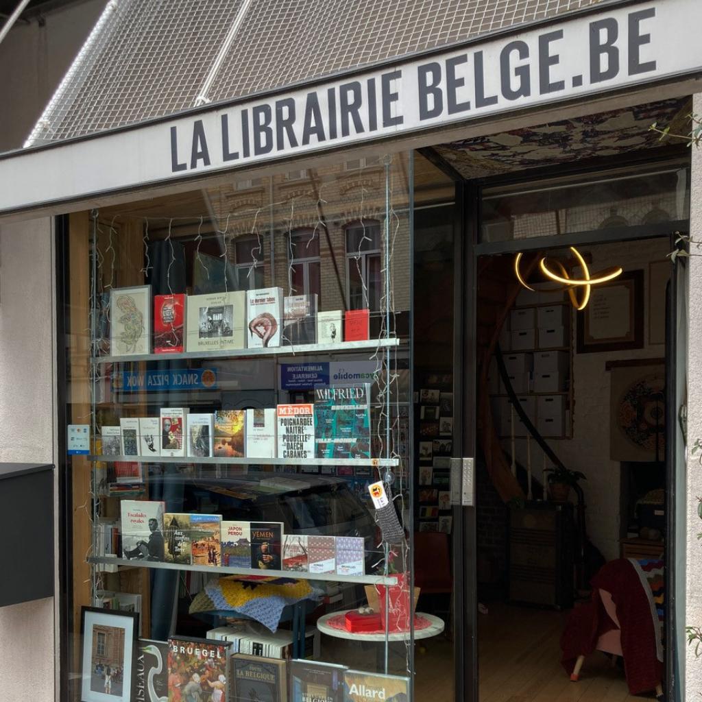 La librairie Belge