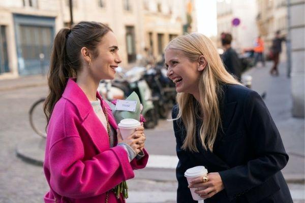 Emily in Paris saison 2 vignette