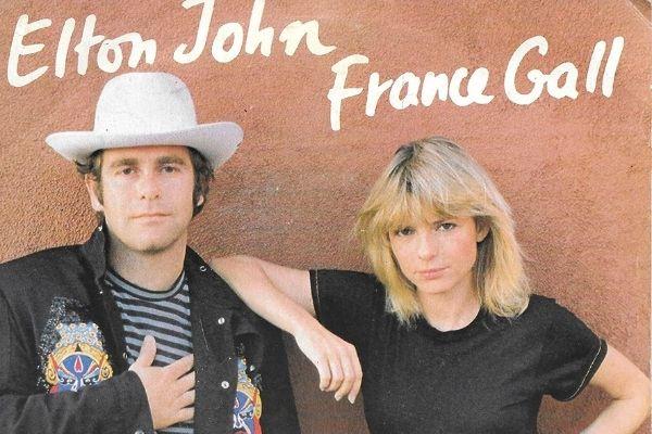 France Gall Elton John