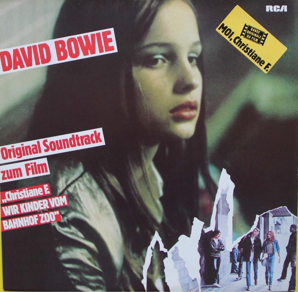 Moi Christiane F. David Bowie
