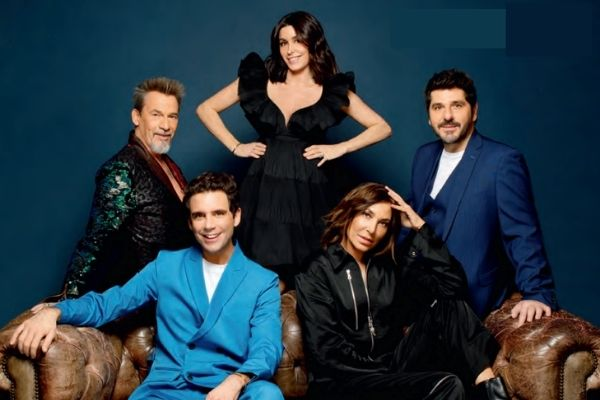 The Voice All Stars jury