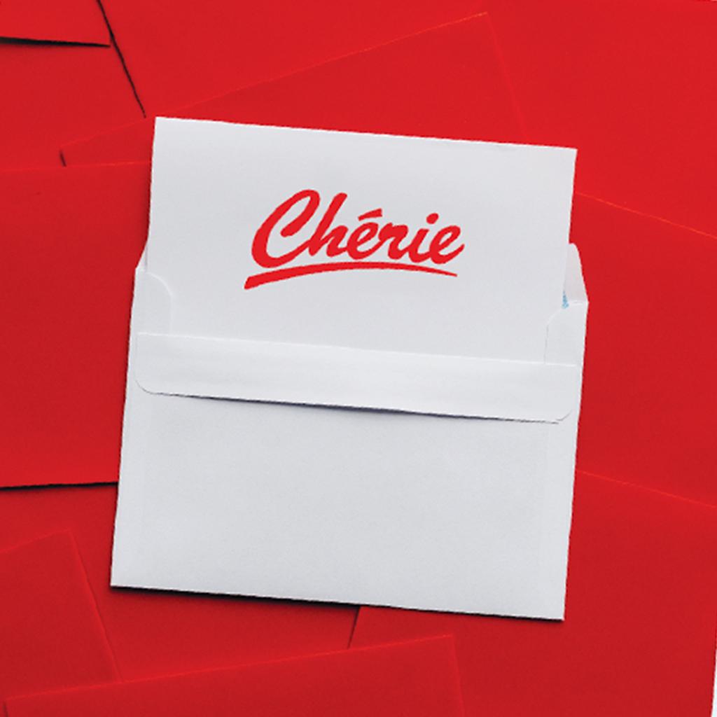 Enveloppe Surprise Chérie