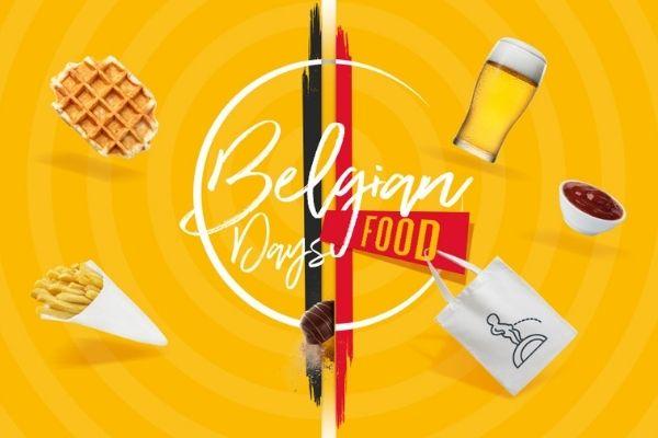 belgian days vignette