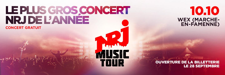 NRJ Music Tour WEX 2021