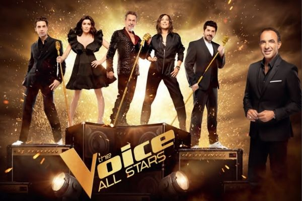 The Voice All Stars affiche