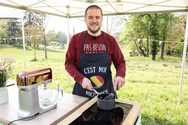Alexandre meilleur pâtissier belge
