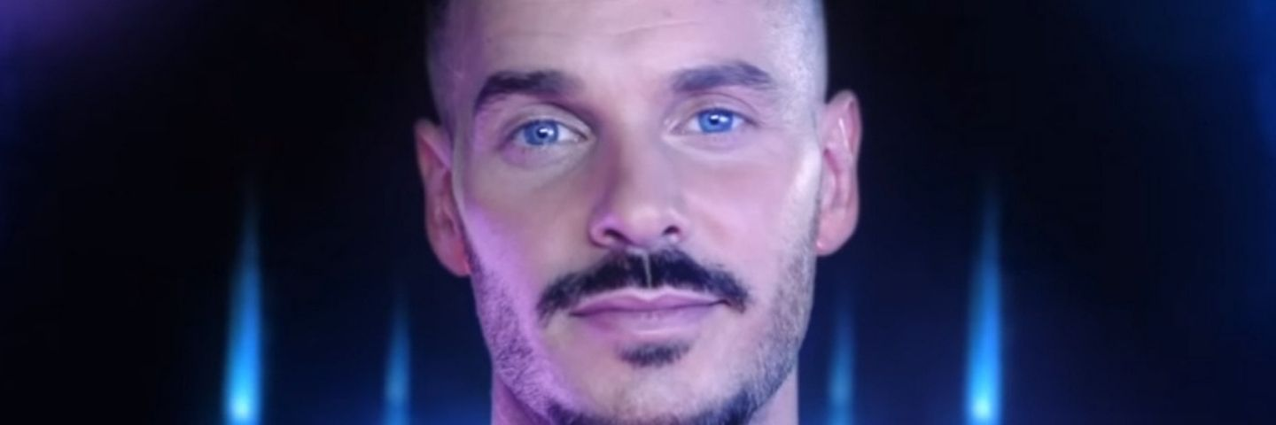 Matt Pokora - header - article nouvel extrait album