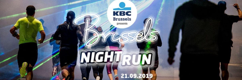 Brussels Night Run Header