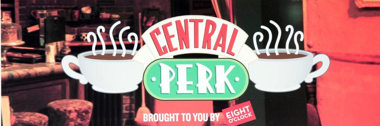 Central Perk - Header