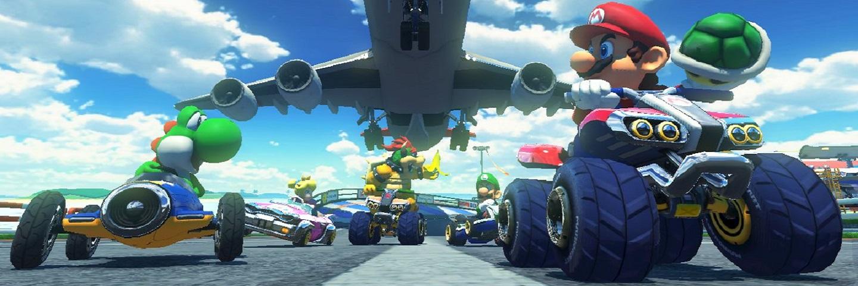 Mario Kart arrive sur smartphone