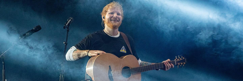 Ed Sheeran fait une pause carrière