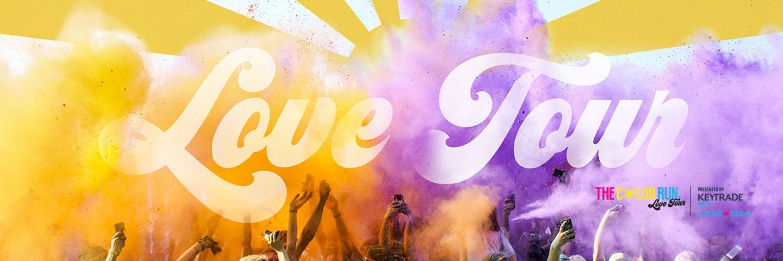 Color run - visu promo