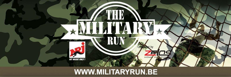 Military Run Header