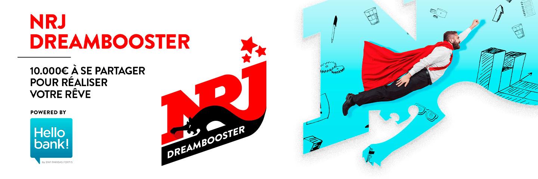 Dreambooster - Hello bank! - header V2