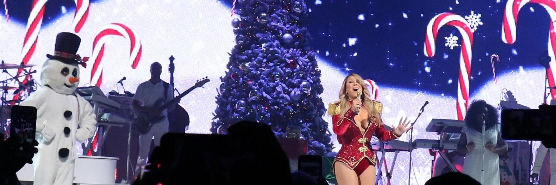 Mariah Carey Merry Christmas
