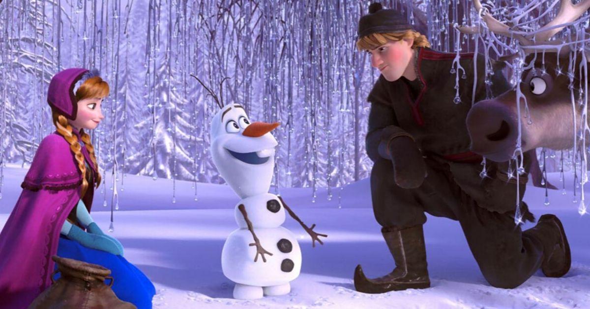 La reine des neiges - aperçu