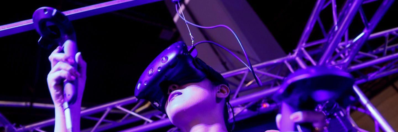 jeu de réalité virtuelle