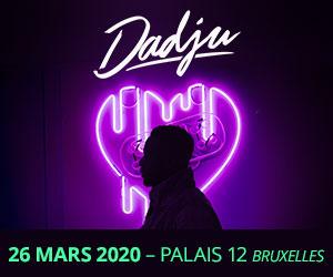 Dadju en concert - IMU Partenaire