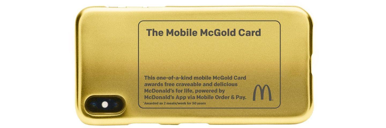 Carte Mcdo