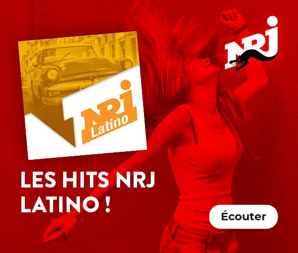 NRJ Latino - visuel promo webradio