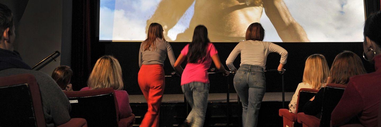 Cinema vs sport