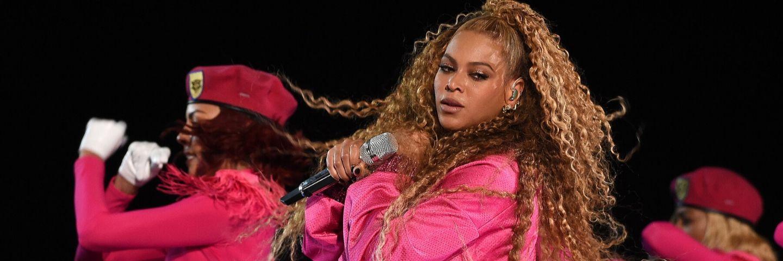 Beyonce danse
