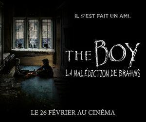 The Boy - IMU partenariat